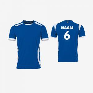 Afbeelding Trainingsshirt HV Exito blauw