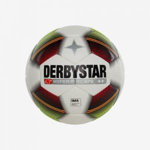 Afbeelding Derbystar Hyper Pro APS voetbal wit rood