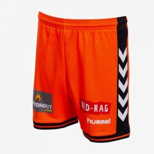 Afbeelding Hummel EK 2018 short Nedrlands handbaldames oranje