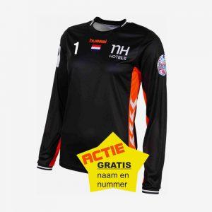 Afbeelding Keepersshirt Nederlandse handbaldames EK 2018