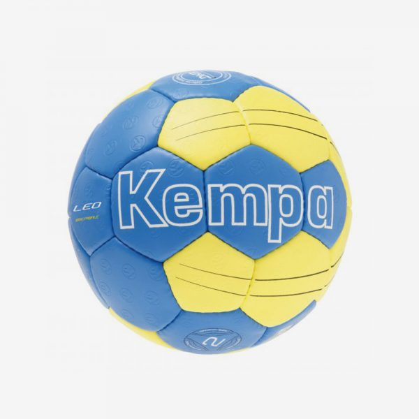 Afbeelding Kempa Leo Basic Profile blauw geel