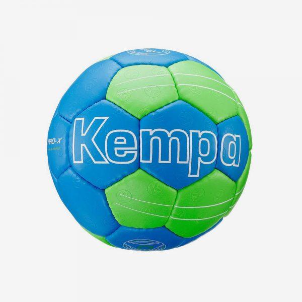 Afbeelding Kempa Pro-X handbal blauw groen