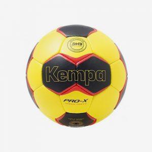 Afbeelding Kempa Pro-X handbal geel zwart