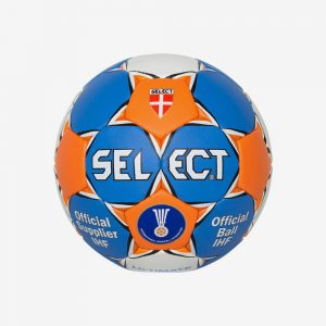 Afbeelding Select Ultimate handbal oranje wit