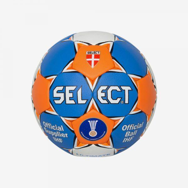 Afbeelding Select Ultimate handbal oranje wit