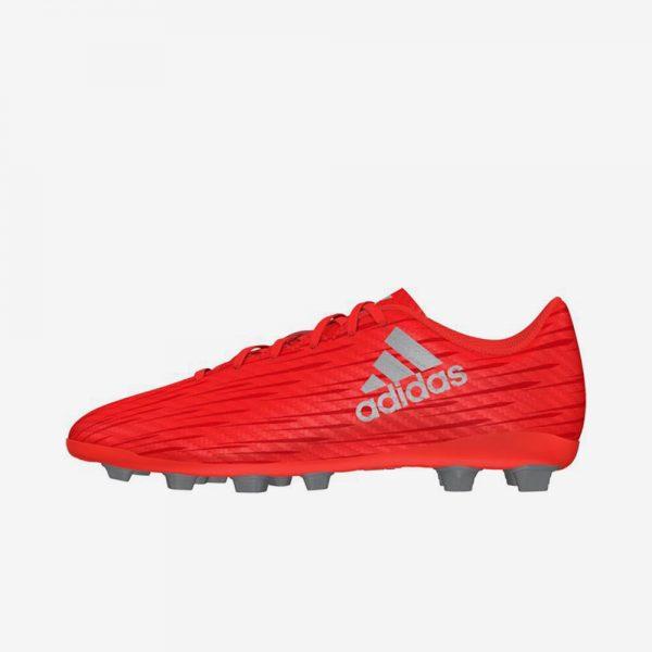 Afbeelding Adidas x16.4 FxG voetbalschoen rood
