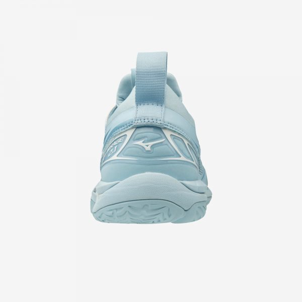 Afbeelding Mizuno Wave Mirage 2.1 handbalschoen dames lichtblauw