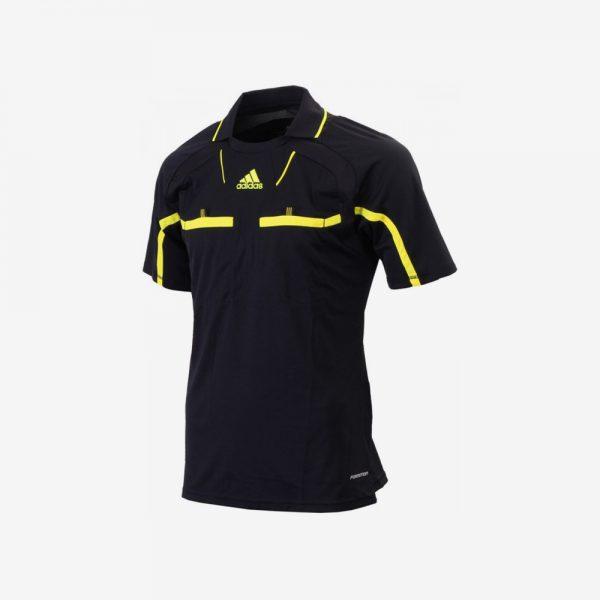Afbeelding Adidas scheidsrechter shirt korte mouw zwart