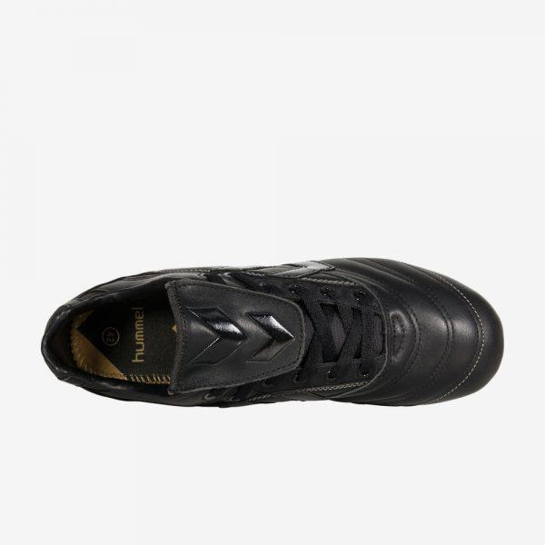 Afbeelding Hummel Nappa Nero FG voetbalschoen zwart