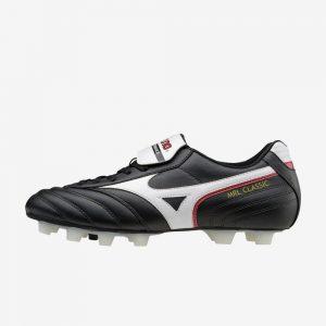 Afbeelding Mizuno MRL Classic MD Unisex voetbalschoenen zwart