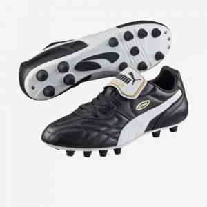 Afbeelding Puma King Top di FG voetbalschoenen zwart