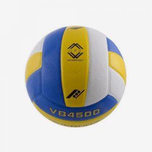 Afbeelding Rucanor volleybal geel blauw wit