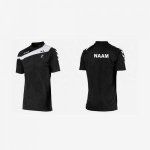 Hummel shirt zwart