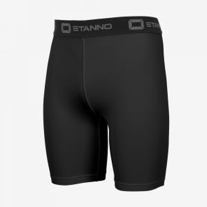 Afbeelding Stanno Centro tight slidingbroek voorkant zwart
