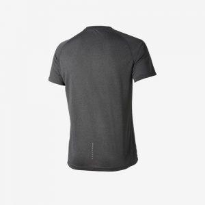 Afbeelding Asics Soukai Graphic hardloopshirt achterkant heren grijs