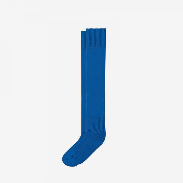Erima voetbalkousen blauw