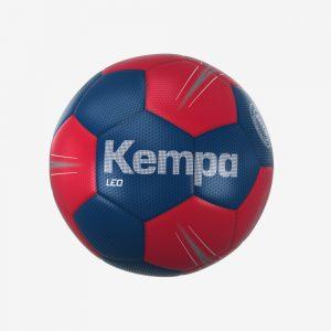 Afbeedling Kemp Leo handbal blauw rood