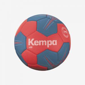 Afbeelding Kempa leo handbal grijs rood