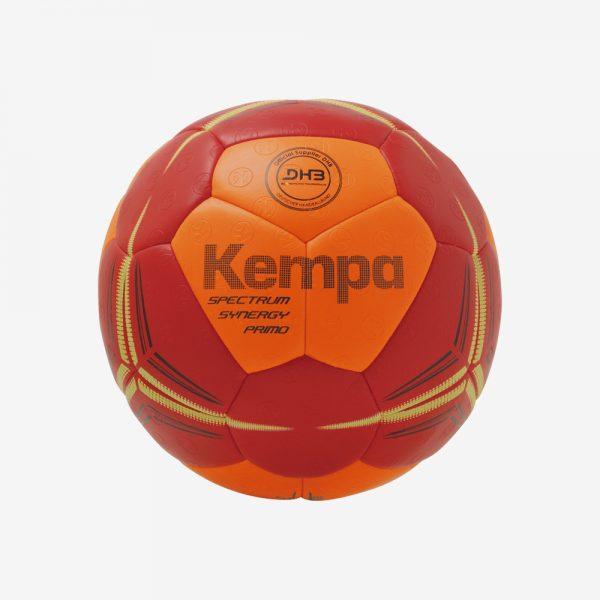 Afbeelding Kempa Spectrum Synergy Primo handbal rood oranje