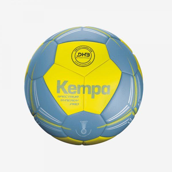 Kempa Spectrum Synergy Pro handbal lichtblauw geel