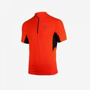Afbeelding Rogelli Running T-shirt Redway hardloopshirt heren oranje