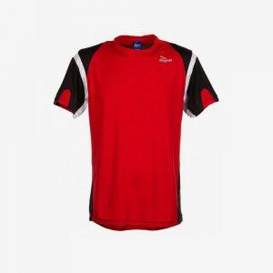 Afbeelding Rogelli Running T-shirt Dutton hardloopshirt heren rood