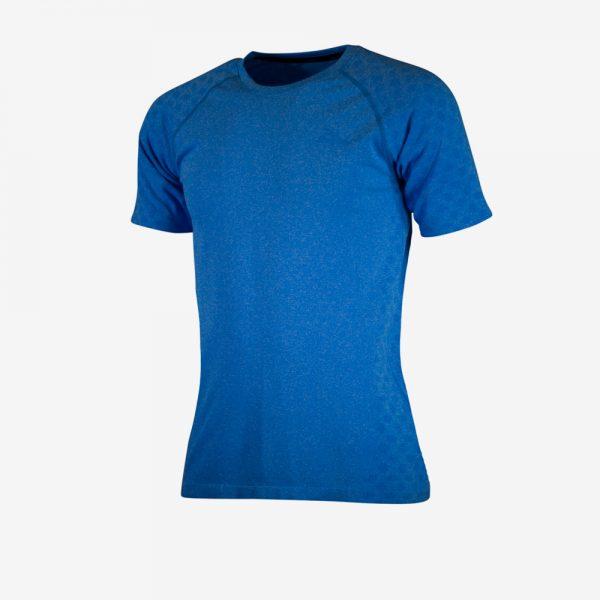 Afbeelding Rogelli hardloopshirt heren blauw