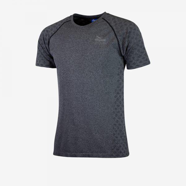 Afbeelding Rogelli hardloopshirt heren grijs