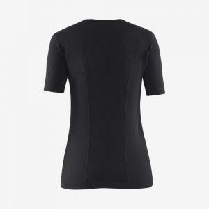 Craft cool intensity shirt korte mouw achterkant dames zwart