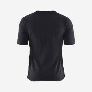 Craft cool intensity shirt korte mouw achterkant heren zwart