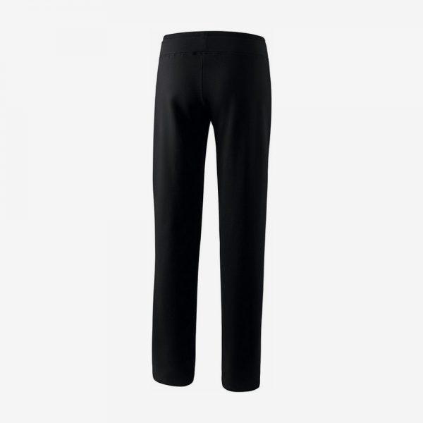 Erima Basic sweat pant joggingbroek achterkant dames zwart