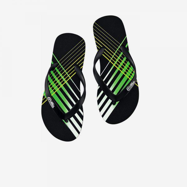 Erima Beach-Slippers teenslippers zwart