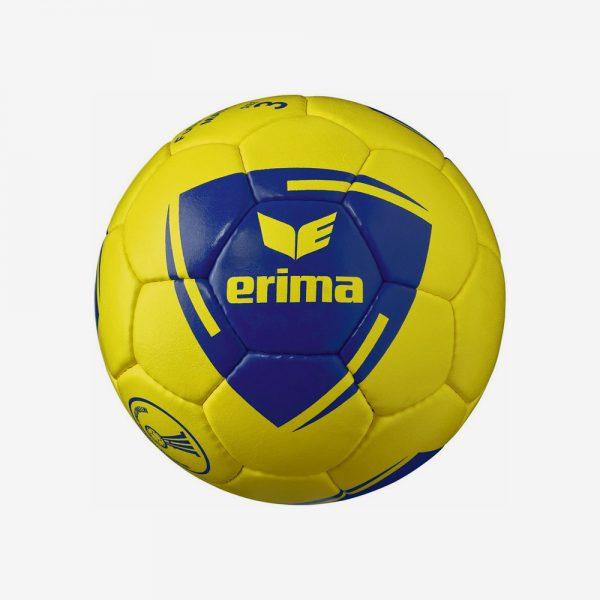 Erima Future Grip Match handbal geel blauw