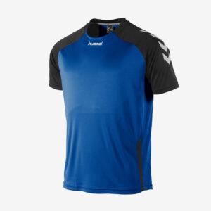 Afbeelding Hummel Aarhus sportshirt uni blauw