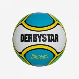 Afbeelding Derbystar Beach Soccer Ball Strandvoetbal blauw groen