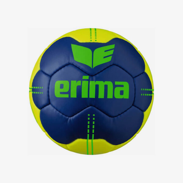 Erima Pure Grip No4 handbal blauw geel