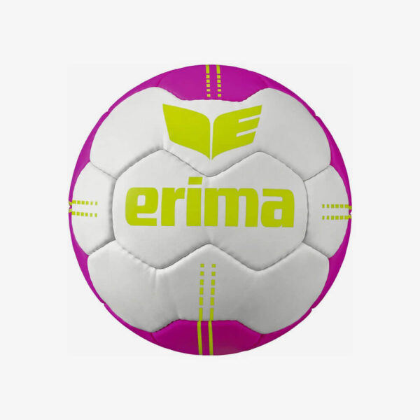 Erima Pure Grip No4 handbal wit roze
