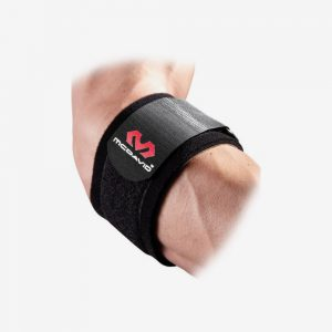 Mc David Tennis Elbow Strap 486 zwart