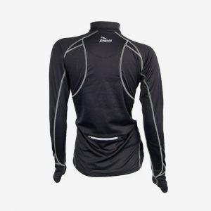 Afbeelding Rogelli Crane Running top Hardloopshirt achterkant zwart