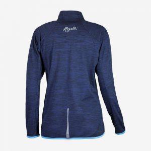 Afbeelding Rogelli Running top Hardloopshirt bright achterkant dames blauw
