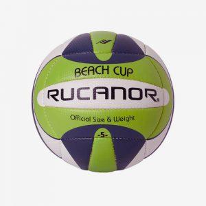 Afbeelding Rucanor Beach Cup beachvolleybal strandvolleybal groen blauw