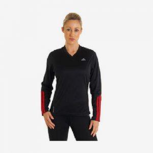 Afbeelding Adidas Running shirt Tee lange mouwen zwart