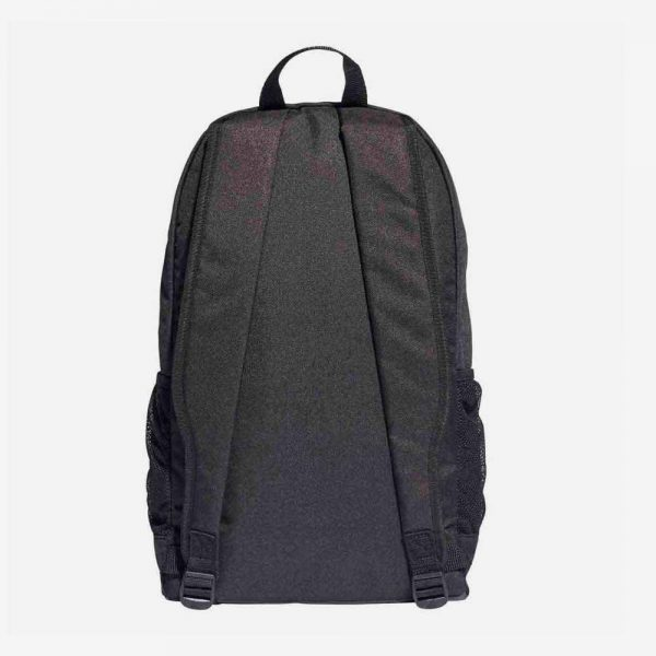Afbeelding Adidas Linear Core Backpack rugzak achterkant zwart