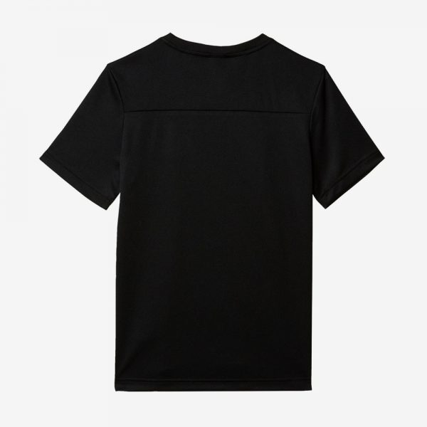 Afbeelding Adidas t-shirt sportshirt achterkant zwart