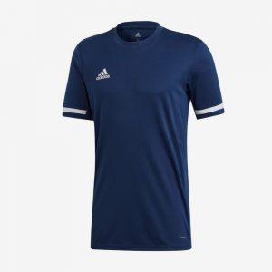 Afbeelding Adidas Team19 t-shirt sportshirt voorkant marine