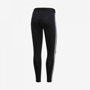 Afbeelding Adidas tight lang achterkant dames zwart
