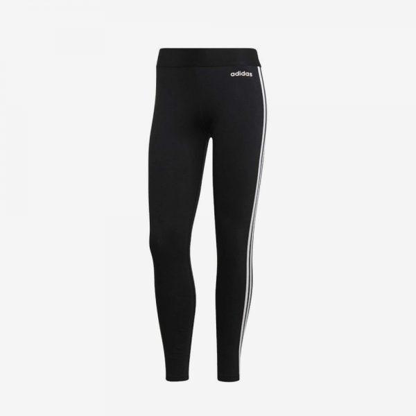 Afbeelding Adidas tight lang voorkant dames zwart