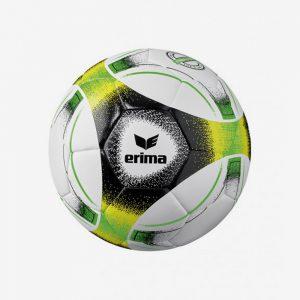 Afbeelding Erima Hybrid Lite 350 voetbal groen zwart geel