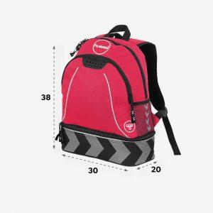 Afbeelding Hummel Brighton backpack sporttas roze