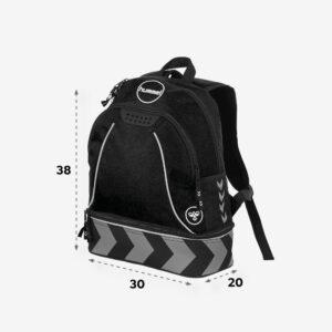 Afbeelding Hummel Brighton backpack sporttas zwart